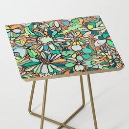 coralnturq Side Table