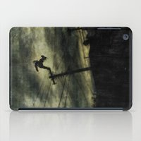 hunting iPad Cases featuring Hunting by Matthew Dunn
