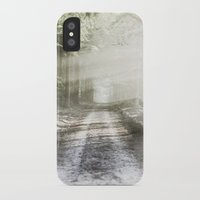 pixies iPhone & iPod Cases featuring Fairytale Forest by Helmar Designs