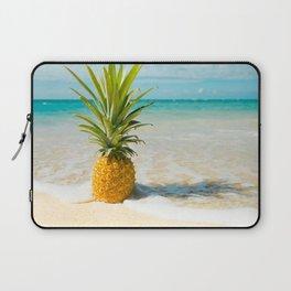 Pineapple Beach Laptop Sleeve