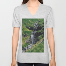 Hiking Ben More Unisex V-Neck