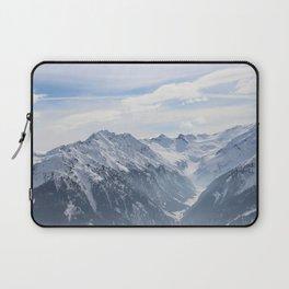 Wunderfull Snow Mountain(s) 2 Laptop Sleeve