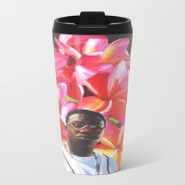 gucci mane floral Travel Mug