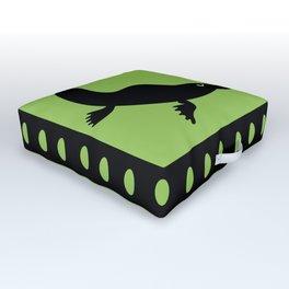 Angry Animals - Platypus Outdoor Floor Cushion