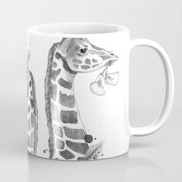 The Quiet Giraffe Coffee Mug