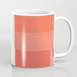 Case Study No. 71 | Coral + Fuchsia Coffee Mug