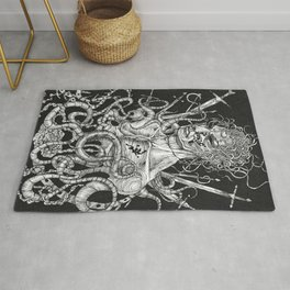 Monster City Rug