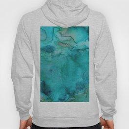 Aqua Tones Hoody