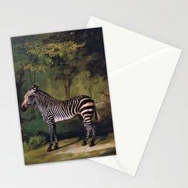 Zebra - George Stubbs Stationery Cards