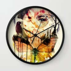 The Silence Wall Clock
