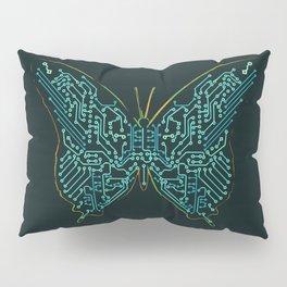 Mechanical Butterfly Pillow Sham