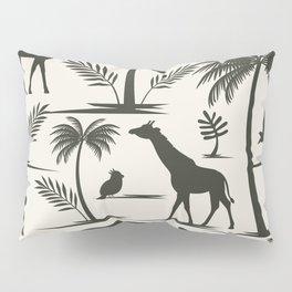 Jungle Safari Pillow Sham