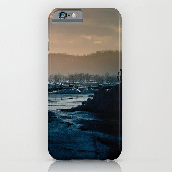 winterscape iPhone & iPod Case