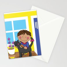 Hair CAt Day! Stationery Cards