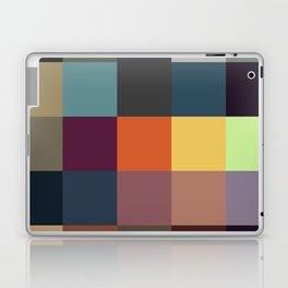 Pixel Patchwork Kappa Laptop & iPad Skin
