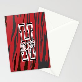 Hollis Tigers Stationery Cards