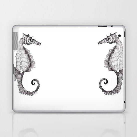 Hippocampus Abdominalis Laptop & iPad Skin