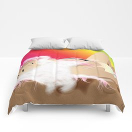 Colourful Vapes Comforters