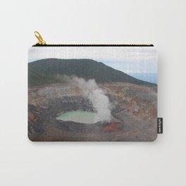 Poas Volcano Carry-All Pouch