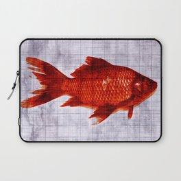 Salty Fish Laptop Sleeve