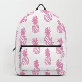 Light Pink Pineapple Backpack