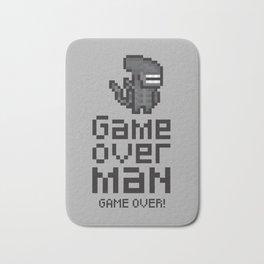Game over man - Alien Bath Mat