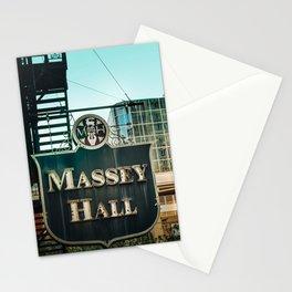 Massey hall 2017 Stationery Cards