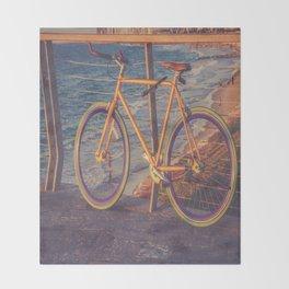 The Bike Throw Blanket