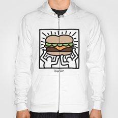 Pop Art Burger #1 Hoody
