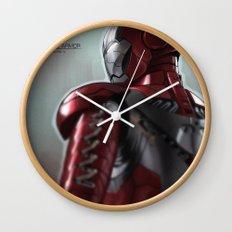 Mark V Wall Clock