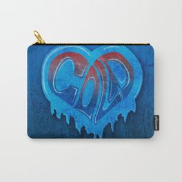 Cold Hearted Carry-All Pouch