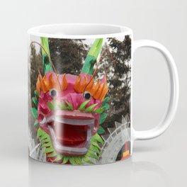 oriental dragons Coffee Mug