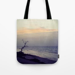 Sunset on Coco Plum Beach Tote Bag