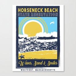 Horseneck Beach Canvas Print