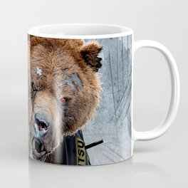 Jiu Jitsu Grizzly Coffee Mug