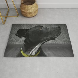 COBY (shelter pup) Rug