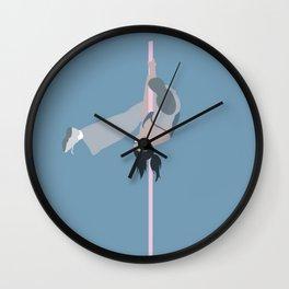 Pole Geek Wall Clock