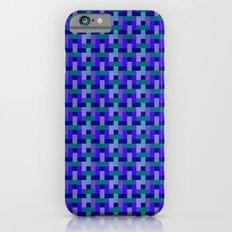 Woven Pixels II Slim Case iPhone 6s