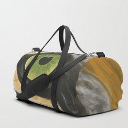 Tigers Eye Duffle Bag