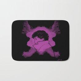 Rorschach - Pink Bath Mat