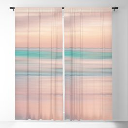 SUNRISE TONES Blackout Curtain