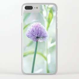 Garden Nature Clear iPhone Case