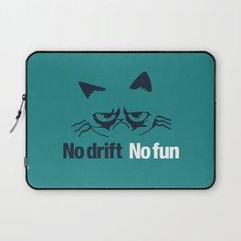 No drift No fun v2 HQvector Laptop Sleeve