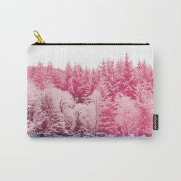 Candy pine trees Carry-All Pouch