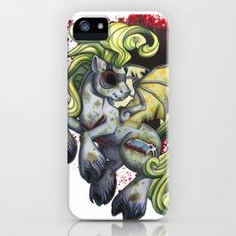Autopsy Turvy iPhone Case