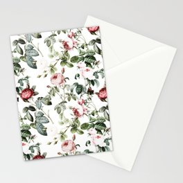 Rose Garden Stationery Cards