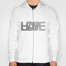 Love and hate Hoody