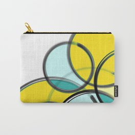 Collapsed Venn Carry-All Pouch