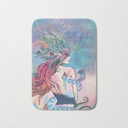 The Last Mermaid Bath Mat