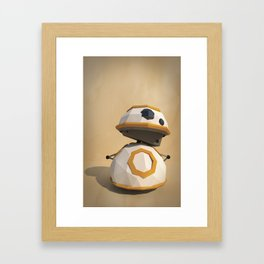 BotBot-8 Framed Art Print